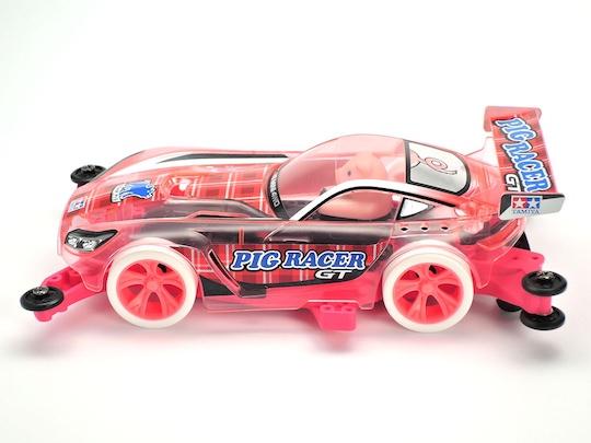 Tamiya Mini 4WD Pig Racer GT