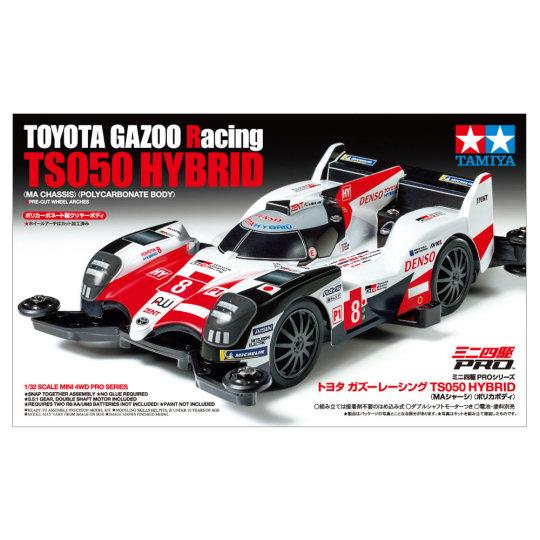 Tamiya Toyota Gazoo Racing TS050 Hybrid