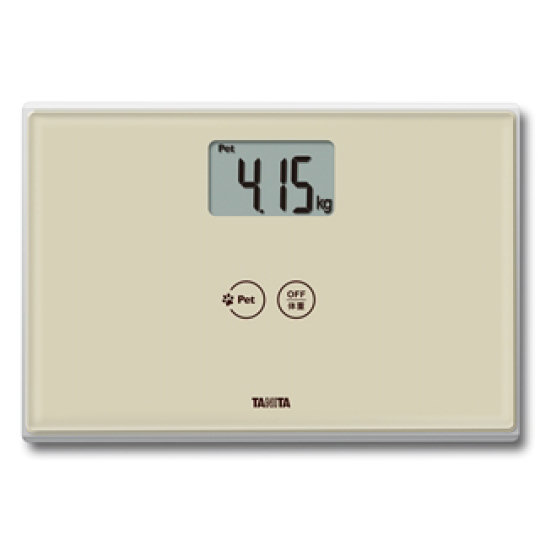 Tanita Digital Health Meter CA-100 Pet Scales