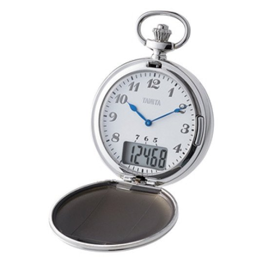 Tanita FB-743 Pedometer Pocket Watch