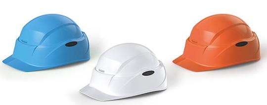 Portable Fold-up Disaster Helmet