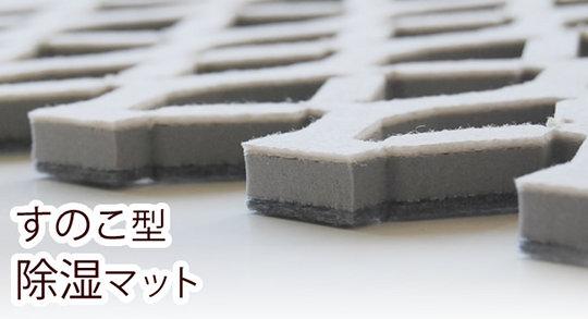 Double Impact Moisture Dehumidifier Mat