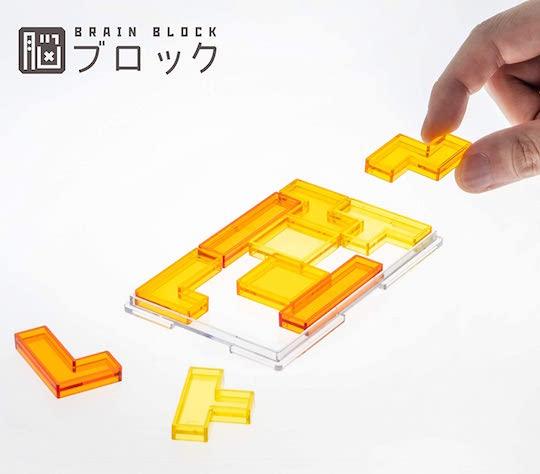 Brain Block Tetromino Puzzle