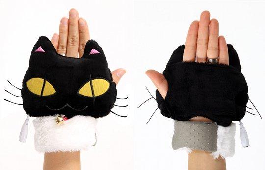 USB Warm Cat Neko-tan Gloves