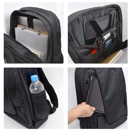 Cooling and Heating All-in-One Backpack by Thanko