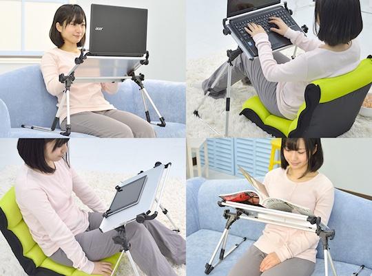 Gorone Desk - Use a Laptop Lying Down