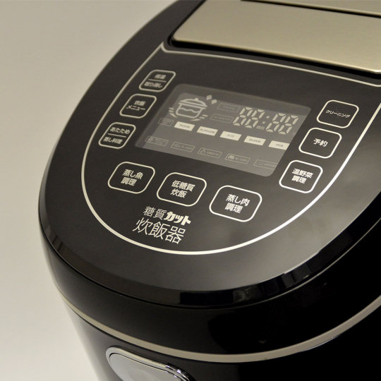 Thanko Low Sugar Rice Cooker