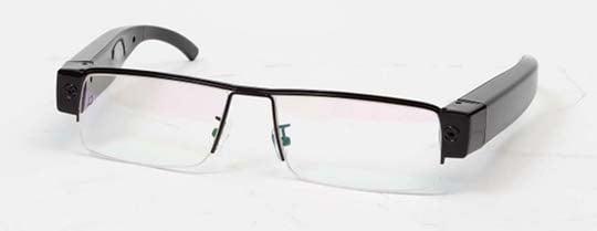 Thanko Mitamanma Megane HD Camera Glasses