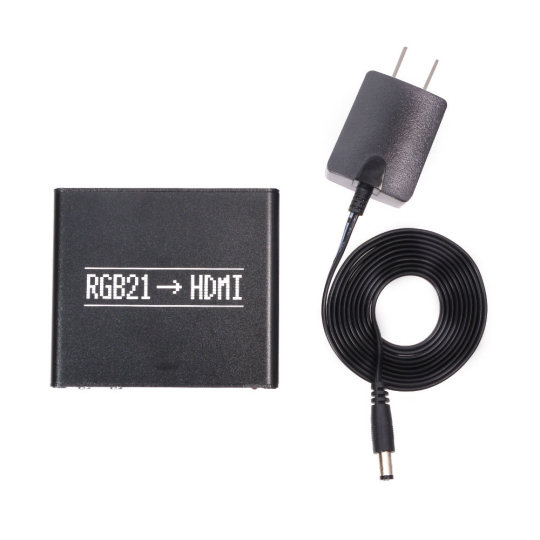 RGB21-HDMI Adapter