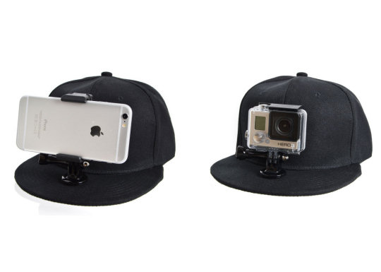 Smabow Smartphone Camera Hat