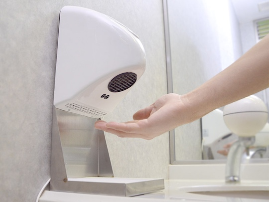 Thanko Compact Hand Dryer For Home Japan Trend Shop