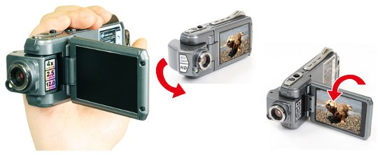 Pocket Movie 2 HD Video Camera