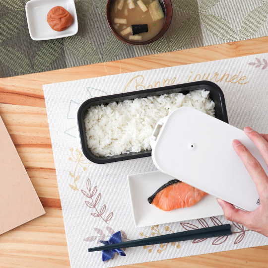 Thanko Super-Fast Rice Cooker and Lunchbox for One