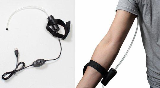 Thanko USB Shoe Foot Cooler