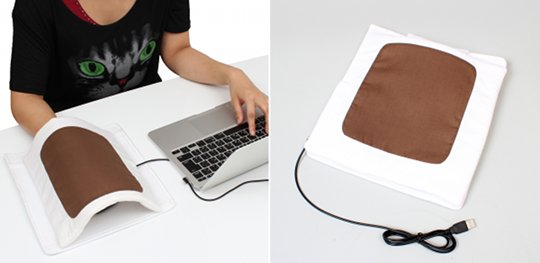 Usb Heated Futon Mouse Pad Japan Trend Shop