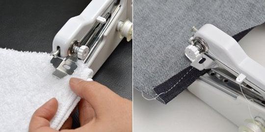 USB Mini Electric Sewing Machine
