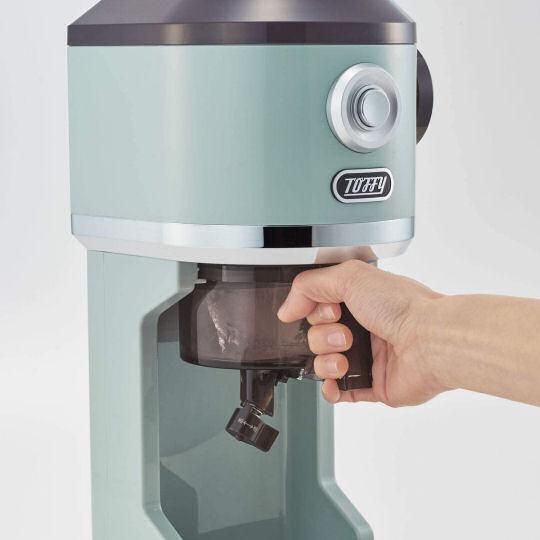 Toffy Electric Kakigori Shaved Ice Machine