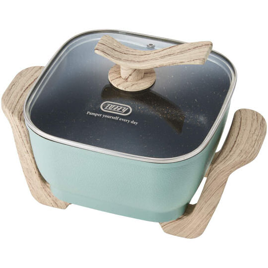 Toffy Compact Multi-Electric Cooking Pot