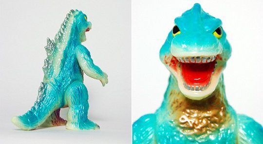 Japan Trend Shop M1go Godzilla Vinyl Toy