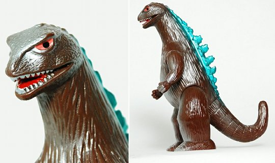 Japan Trend Shop M1go Godzilla Vinyl Toy