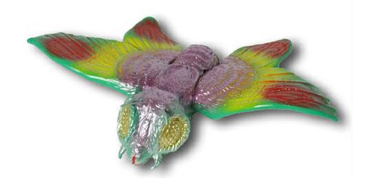 M1GO Mothra Vinyl Toy