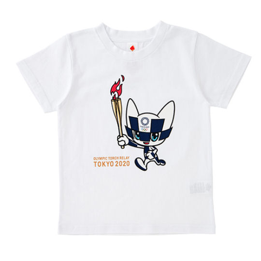 Tokyo 2020 Olympic Torch Relay Children's T-shirt