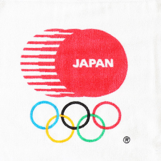Japanese Olympic Committee Hooded Bath Towel