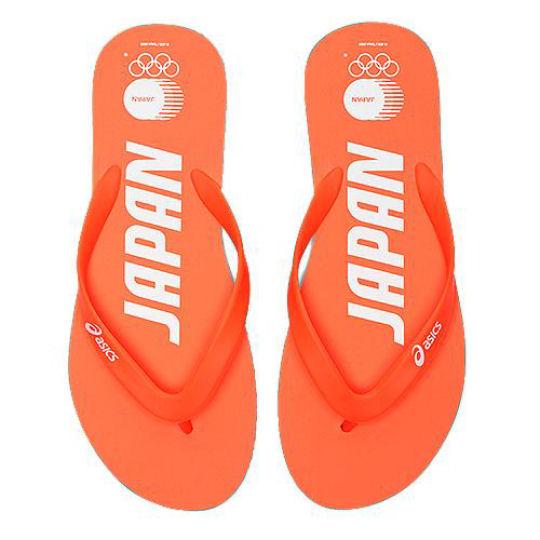 Japanese Olympic Committee Tokyo 2020 Asics Flip-flops