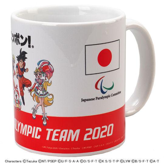 Japan Paralympic Team 2020 Manga Mug