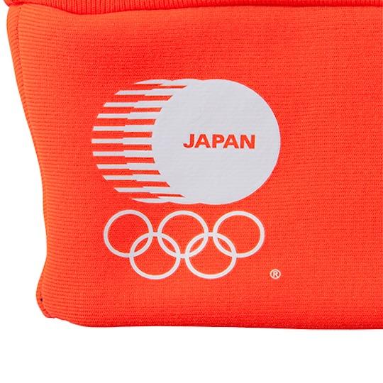 Japanese Olympic Committee Asics Fleece Mittens