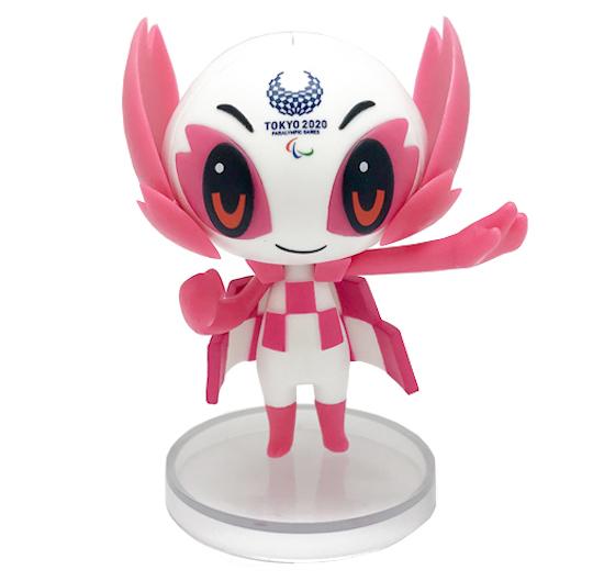 Tokyo 2020 Olympics Mascots 3D Puzzle