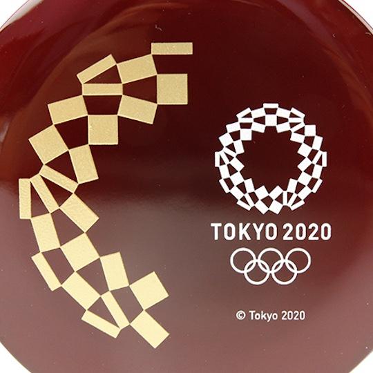 Tokyo 2020 Olympics Official Tamamushi Lacquerware Keepsake