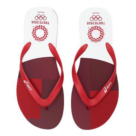 Tokyo 2020 Olympics Asics Flip Flops