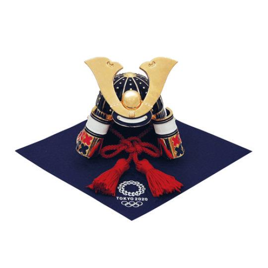Tokyo 2020 Olympics Mini Kabuto Helmet