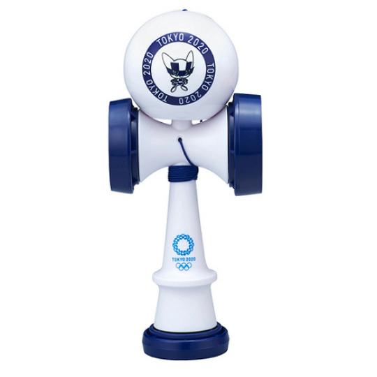 Tokyo 2020 Olympics and Paralympics Mascot Kendama