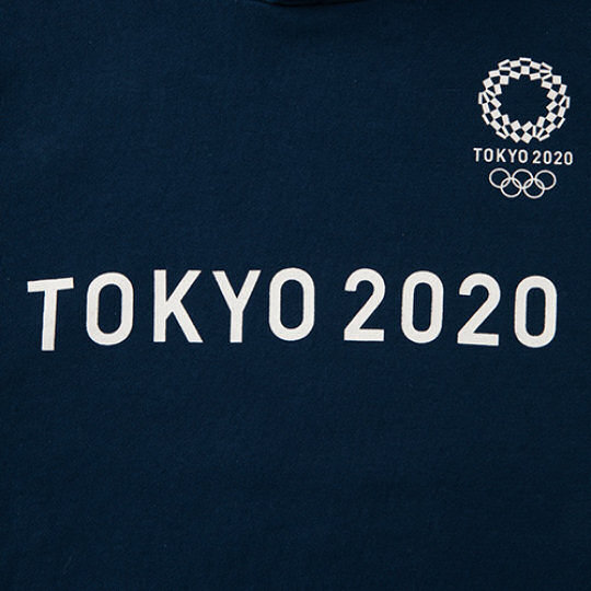 Tokyo 2020 Olympic Games Logo Hoodie