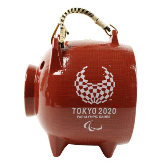 Tokyo 2020 Olympics Kayari-buta Ceramic Incense Burner