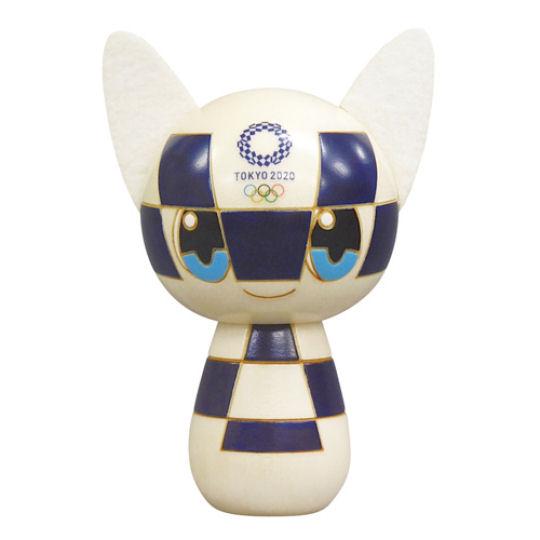 Tokyo 2020 Olympics Mascot Kokeshi Doll