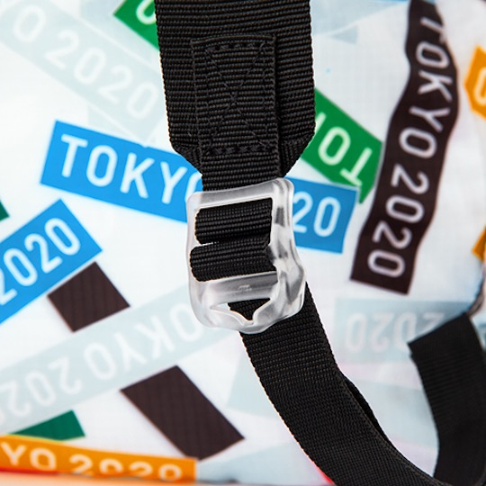 Tokyo 2020 Olympics Asics Packable Backpack