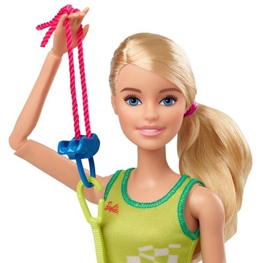 Tokyo 2020 Olympics Barbie Doll Sport Climbing
