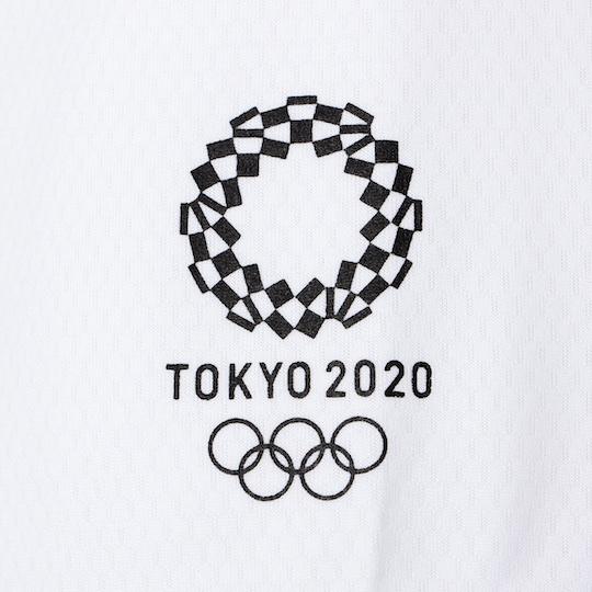 Tokyo 2020 Olympics Asics Katakana T-shirt