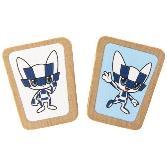 Tokyo 2020 Olympics Mascot Shogi Set