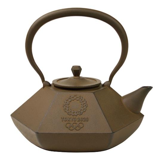 Tokyo 2020 Olympics Nanbu Tekki Ironware Kettle