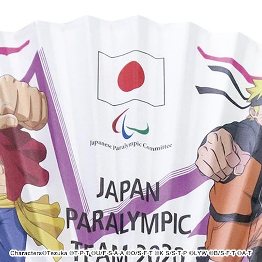 Tokyo 2020 Olympics and Paralympics Folding Fan