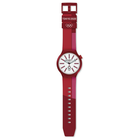 Tokyo 2020 Olympics Swatch BB Watch