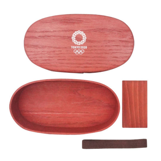 Tokyo 2020 Olympics Traditional Lunchbox