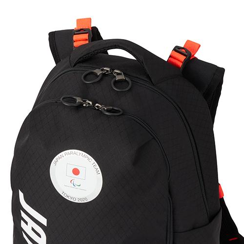 Tokyo 2020 Paralympics Japan Paralympic Team Asics Backpack