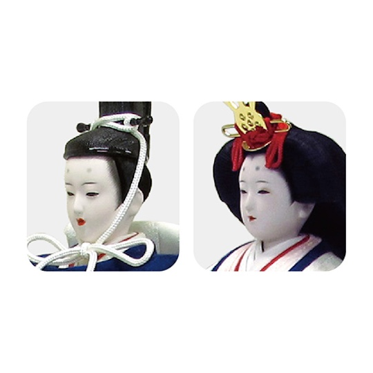 Tokyo 2020 Olympics Japanese Hina Dolls Set
