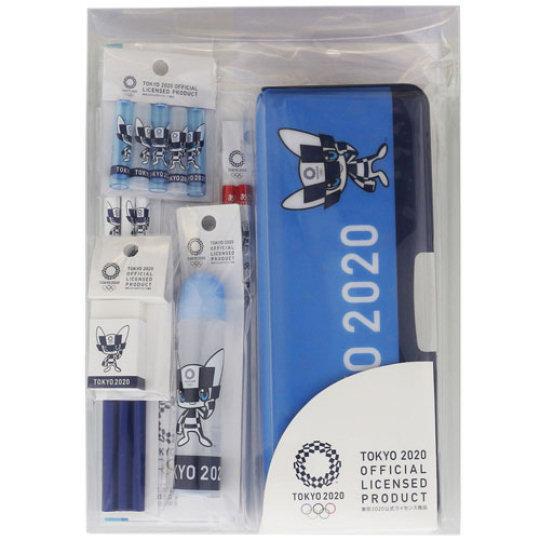 Tokyo 2020 Olympics and Paralympics Stationery Sets