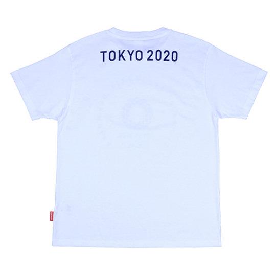 Tokyo 2020 Olympics Official T-shirt